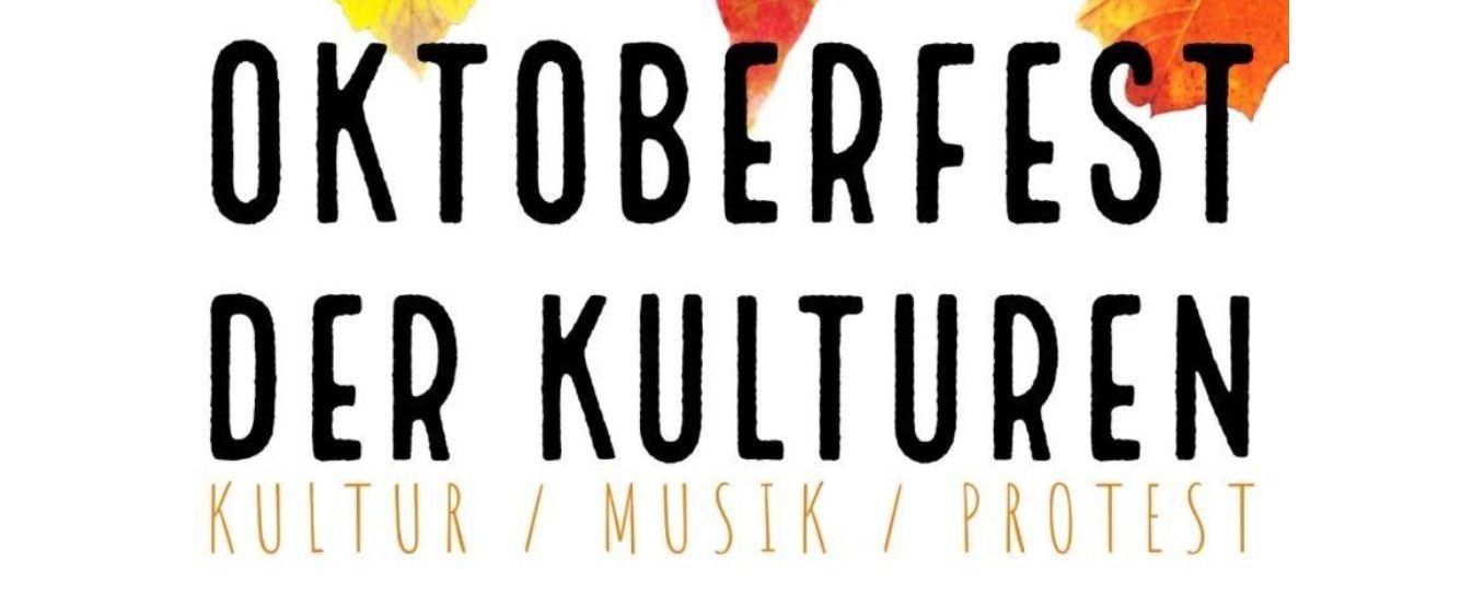 Oktoberfest der Kulturen