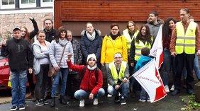 Streik NGG