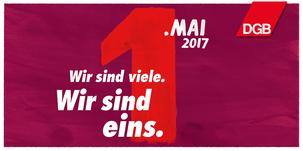 1. Mai 2017