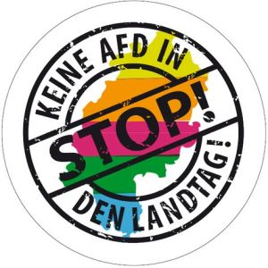 Keine AfD in den Landtag