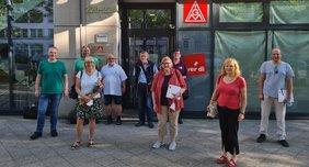 Neuer DGB Kreisvorstand Offenbach