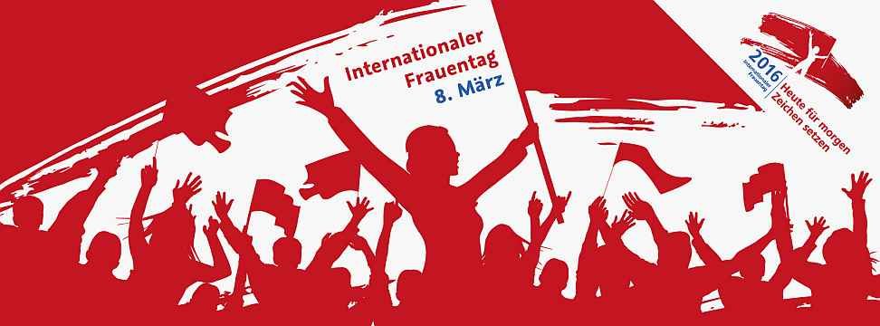 internatinaler Frauentag 2016
