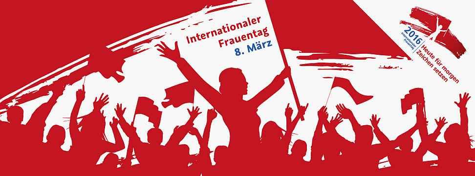 internatinaler Frauentag 2016