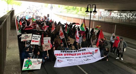 1. mai 2017 Hanau